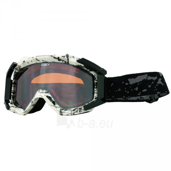 Slidinėjimo akiniai WORKER Simon su grafika Paveikslėlis 1 iš 2 250520802105