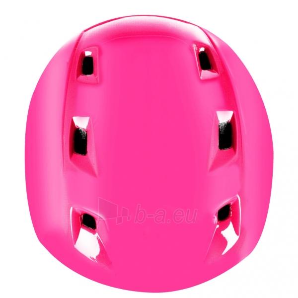 Slidinėjimo šalmas Spokey AURORA, rožinis Paveikslėlis 5 iš 11 310820199959