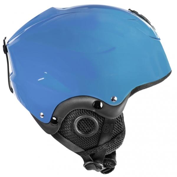 Slidinėjimo šalmas Spokey DIXIE, mėlynas Paveikslėlis 8 iš 10 310820199956