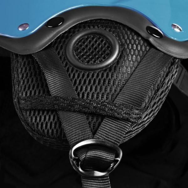 Slidinėjimo šalmas Spokey DIXIE, mėlynas Paveikslėlis 10 iš 10 310820199956