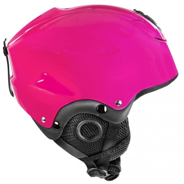 Slidinėjimo šalmas Spokey DIXIE, rožinis Paveikslėlis 8 iš 10 310820199957