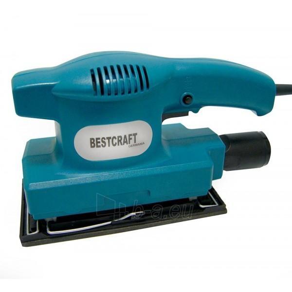 Šlifuoklis Bestcraft EC 560 Paveikslėlis 2 iš 3 300431000211