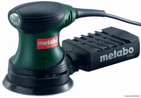Šlifuoklis METABO FSX 200 Intec Paveikslėlis 1 iš 2 310820049825
