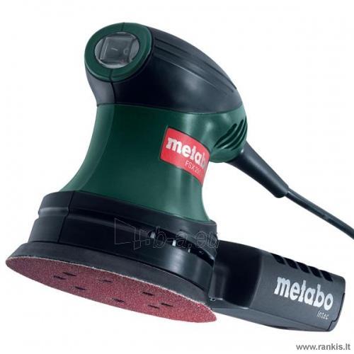 Šlifuoklis METABO FSX 200 Intec Paveikslėlis 2 iš 2 310820049825