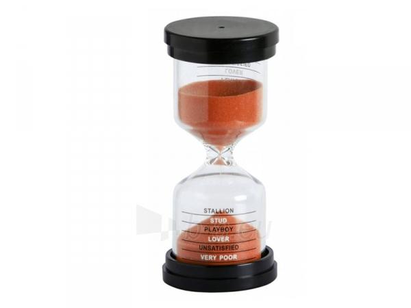 Smėlio laikrodis ištvermei matuoti Paveikslėlis 1 iš 2 251005000146