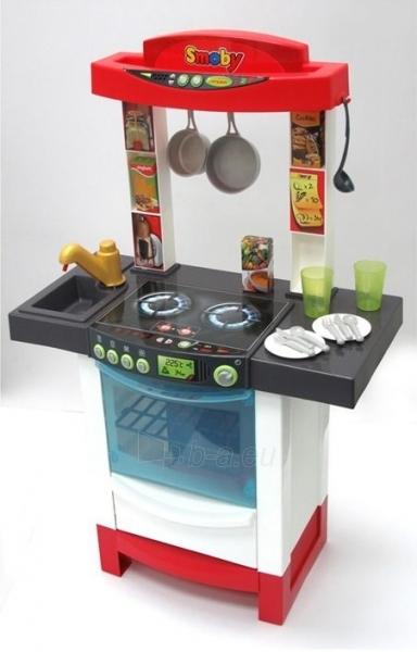 Smoby vaikiška virtuvėlė Tefal Cooktronic 024698 Paveikslėlis 1 iš 2 310820050836