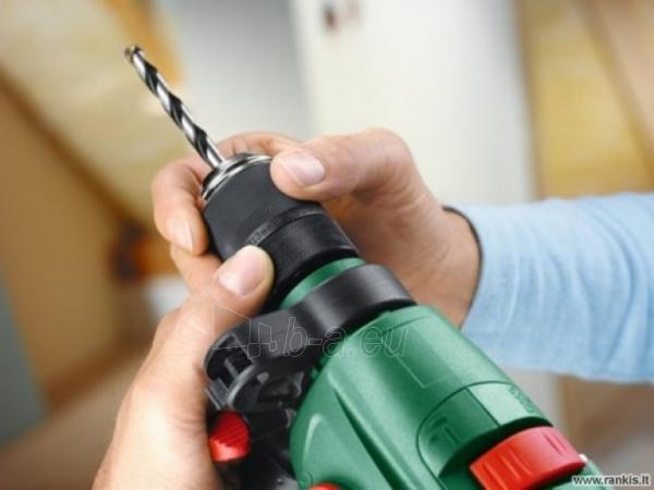 Smūginis gręžtuvas Bosch PSB 700-2 RE Paveikslėlis 2 iš 4 310820049512