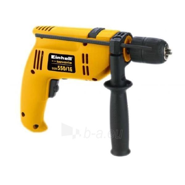 Impact drill Einhell BSM 550 E Paveikslėlis 1 iš 1 300422000214