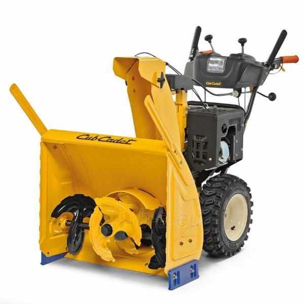 Snow Plow petrol Cub Cadet 526 HD SWE Paveikslėlis 1 iš 1 268902200097