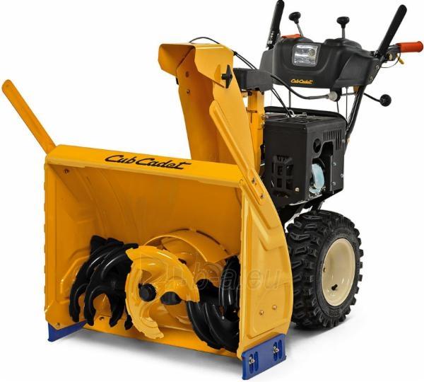 Snow Plow petrol Cub Cadet 530 HD SWE Paveikslėlis 1 iš 1 268902200098