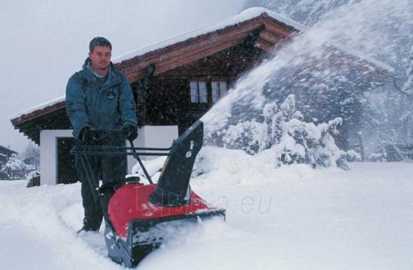 gasoline snow thrower Honda HS 550 EA Paveikslėlis 2 iš 2 268902200105
