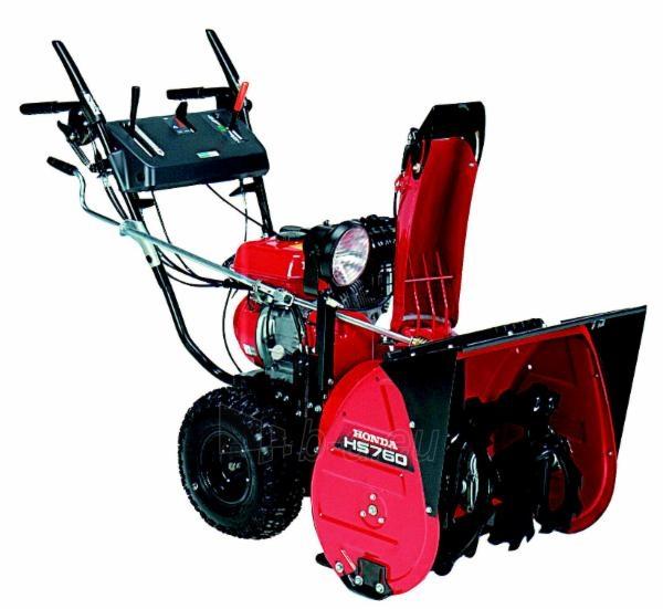 Snow Plow benzīns Honda HS 760 EW Paveikslėlis 1 iš 1 268902200110