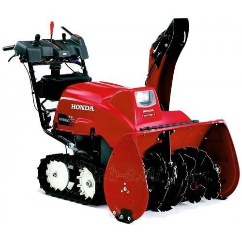 Snow Plow petrol Honda HSS 1380 IE Paveikslėlis 1 iš 1 268902200112