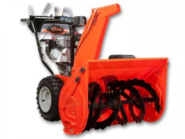 Snow Plow benzīns Pro 32 DLE 420cc Paveikslėlis 1 iš 7 268902200090