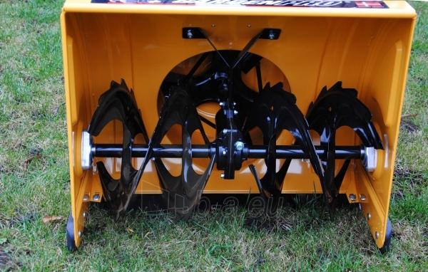 Petrol self-propelled snow plow GardenPro KC624S Paveikslėlis 6 iš 8 268902200069