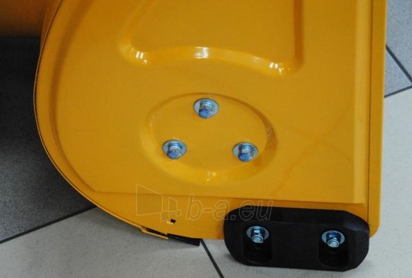 Petrol self-propelled snow plow GardenPro KC624S Paveikslėlis 7 iš 8 268902200069