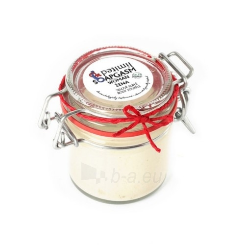 Soaphoria Natural Body Souffle Soapgasm Woman ( Body Souffle) 125 ml Paveikslėlis 1 iš 1 310820108401