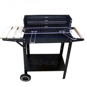 Garden grill with wheels Banquet52X27 CM Paveikslėlis 1 iš 2 250530200020