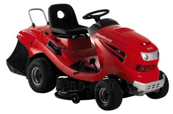 Sodo Traktorius AL-KO Powerline T 18 - 102 HD su žolės surinkimu (102 cm; 17.5 AG) Paveikslėlis 1 iš 1 264400000064