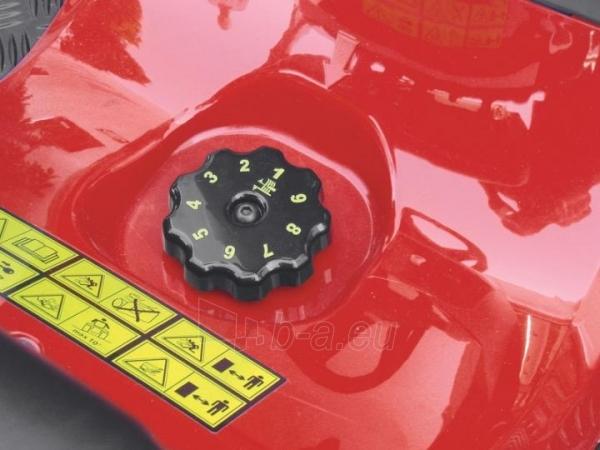 Sodo traktorius su žolės surinkimu CASTELGARDEN XHX 240 (122 cm; 24.0 AG) Paveikslėlis 1 iš 11 264400000046