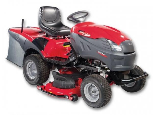 Sodo traktorius su žolės surinkimu CASTELGARDEN XHX 240 (122 cm; 24.0 AG) Paveikslėlis 9 iš 11 264400000046
