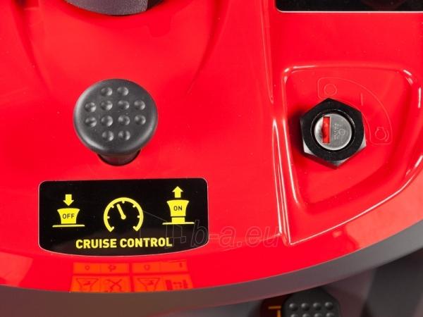 Sodo traktorius su žolės surinkimu CASTELGARDEN XHX 240 (122 cm; 24.0 AG) Paveikslėlis 8 iš 11 264400000046
