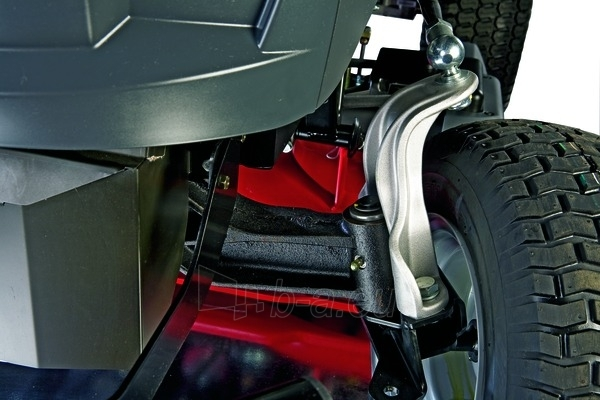 Sodo traktorius su žolės surinkimu CASTELGARDEN XHX 240 (122 cm; 24.0 AG) Paveikslėlis 6 iš 11 264400000046
