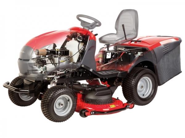 Sodo traktorius su žolės surinkimu CASTELGARDEN XHX 240 (122 cm; 24.0 AG) Paveikslėlis 5 iš 11 264400000046