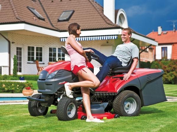 Sodo traktorius su žolės surinkimu CASTELGARDEN XHX 240 (122 cm; 24.0 AG) Paveikslėlis 2 iš 11 264400000046