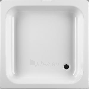 SOFIA dušo padėklas 70 x 70 cm, baltas Paveikslėlis 1 iš 2 270780000110
