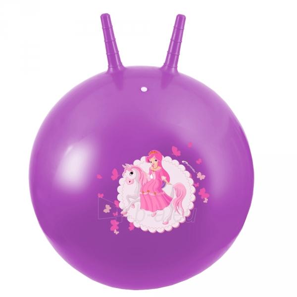 Šokinėjimo kamuolys Spokey PRINCESS 60 cm Paveikslėlis 1 iš 1 310820027809