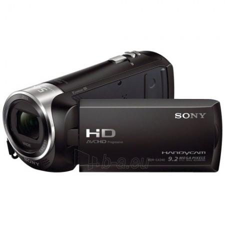 SONY HDR-CX240EB Vaizdo kamera Paveikslėlis 1 iš 1 250226000445