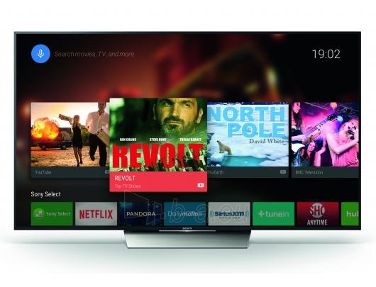 SONY KD-65XD8505BAEP LCD/LED TV Paveikslėlis 1 iš 4 310820038533