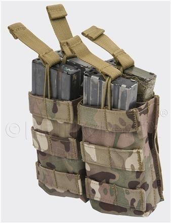 Šovininė Double Open Top Rifle Mag Pouch Coyote Paveikslėlis 1 iš 1 251530700028