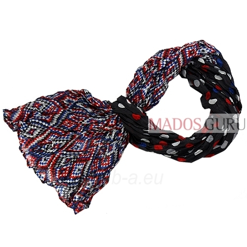 Colourful scarf MSL667 Paveikslėlis 1 iš 1 30063100589