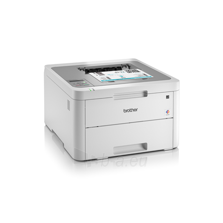 Spausdintuvas Brother Colour Wireless LED printer HL-L3210CW Colour, Wi-Fi, A4, White Paveikslėlis 1 iš 2 310820171556