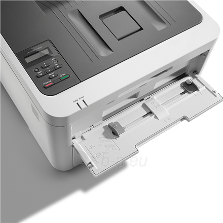 Spausdintuvas Brother Colour Wireless LED printer HL-L3210CW Colour, Wi-Fi, A4, White Paveikslėlis 2 iš 2 310820171556