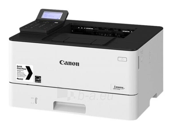 Spausdintuvas CANON i-SENSYS LBP212dw EU Paveikslėlis 1 iš 1 310820219103