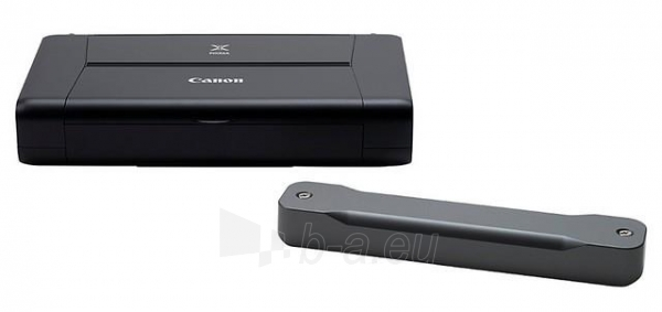 Spausdintuvas Canon iP110 su baterija (nešiojamas) Paveikslėlis 1 iš 2 250253430150