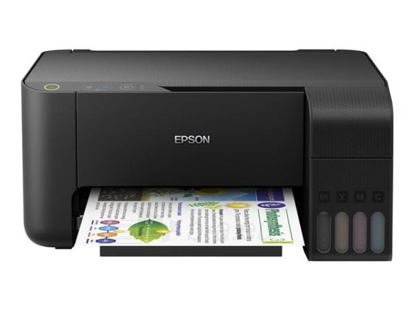 Spausdintuvas EPSON Eco Tank L3110 MFP inkjet Paveikslėlis 1 iš 1 310820219148