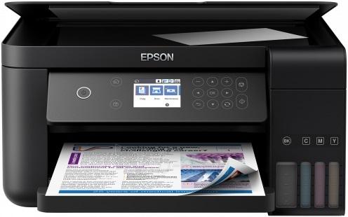 Spausdintuvas EPSON EcoTank ITS L6160 Paveikslėlis 1 iš 1 310820219134
