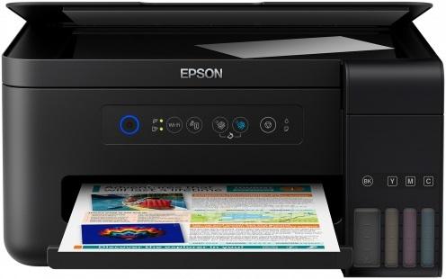 Spausdintuvas EPSON EcoTank ITS printer L4150 Paveikslėlis 1 iš 1 310820219139