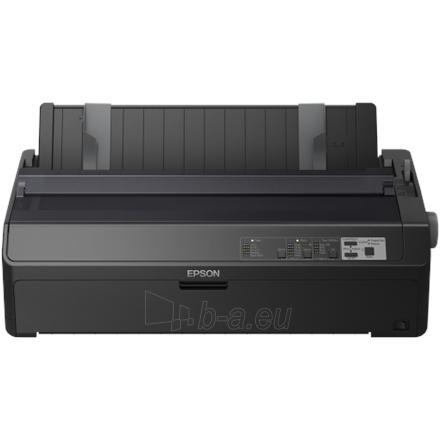 Spausdintuvas Epson FX-2190II Mono, Impact dot matrix, Dot Matrix Printer, Black Paveikslėlis 1 iš 1 310820156253