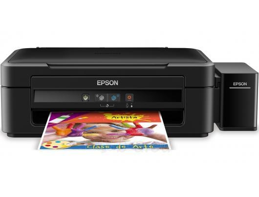 EPSON L220 rašalinis spausdintuvas Paveikslėlis 1 iš 3 310820040015