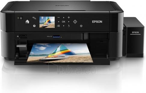 Spausdintuvas EPSON L850 ALL-IN-ONE Inkjet printer Paveikslėlis 1 iš 1 310820219131