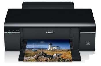 Spausdintuvas EPSON STYLUS PHOTO P50 Paveikslėlis 1 iš 1 250253410030