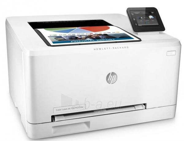 Spausdintuvas HP Color LaserJet Pro M452nw Paveikslėlis 1 iš 1 310820011955