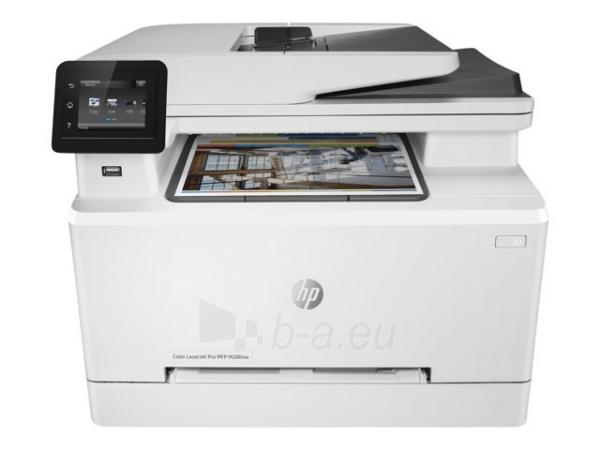 Spausdintuvas HP Color LaserJet Pro MFP M280nw Paveikslėlis 1 iš 1 310820219135