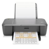 HP Deskjet 1000 Printer J110a ink Colour 16ppm A4 (replaces DJ D1660) Paveikslėlis 1 iš 4 250253430103