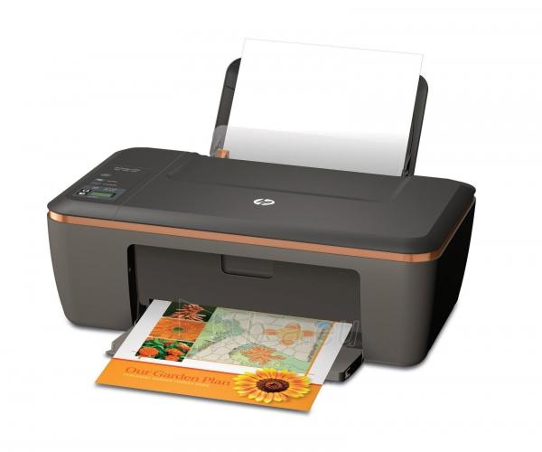 Printer HP Deskjet 2510 All-in-One Printer Paveikslėlis 1 iš 1 250253410429